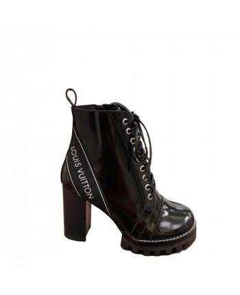 Черные ботинки с логотипом 19713