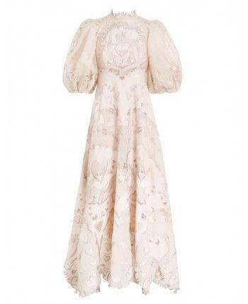 Кружевное платье 110203