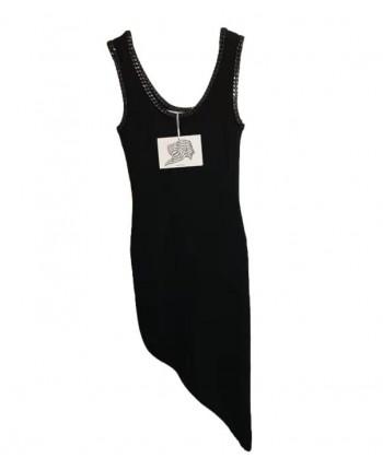 Ассиметричное платье 110317