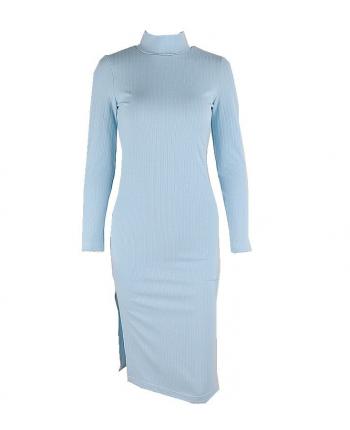 Платье с открытой спинкой 110058