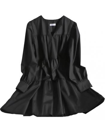 Хлопковое платье 110049