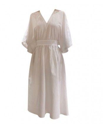 Платье с открытой спиной 110145