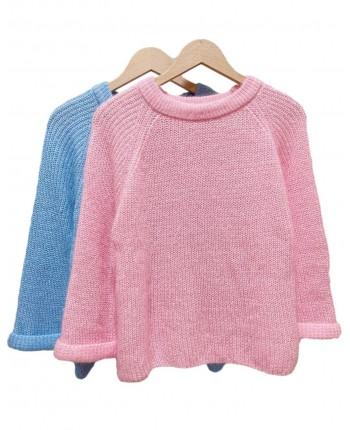 Мягкий акриловый свитер 110111
