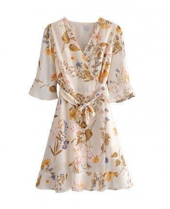 Плаття на запах 110227