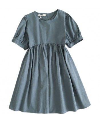 Хлопковое платье 110228