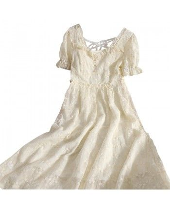 Кружевное платье 110242