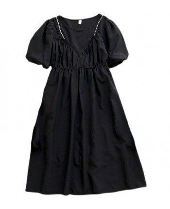 Хлопковое платье 110287