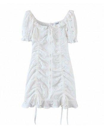 Сукня на шнуровці 110355