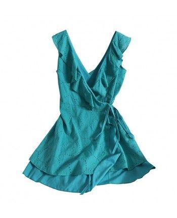 Платье на запах 110388
