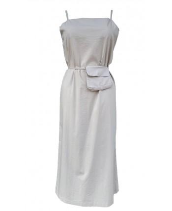 Бавовняне плаття на бретелях 17822