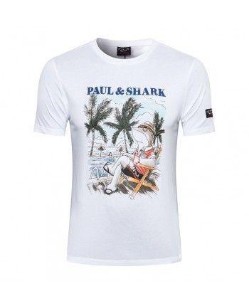 Футболка Shark с рисунком 110437