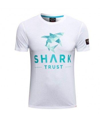 Мужская футболка Shark 110443