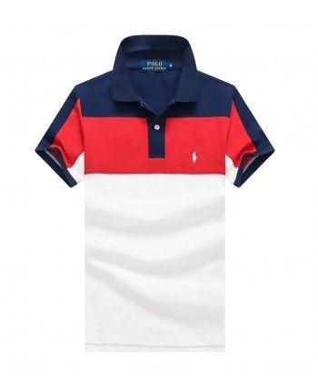 Мужская футболка поло 110103