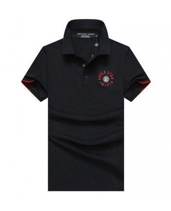 Мужская футболка поло 110185