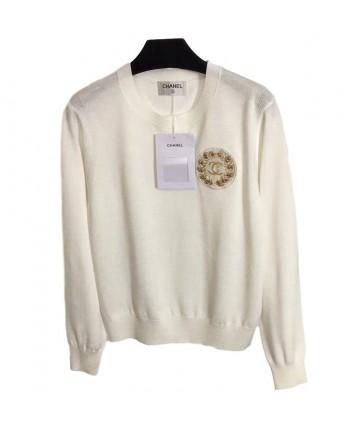Тонкий свитерок Шанель 19575