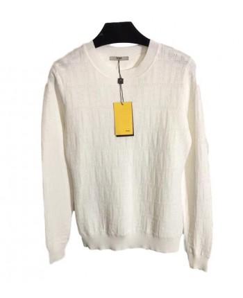Трикотажный свитерок Фенди 19641