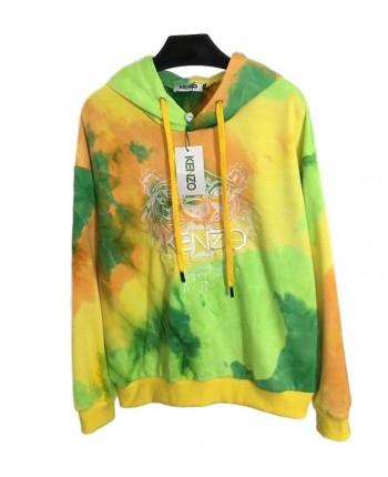 Разноцветные худи с вышивкой 19680