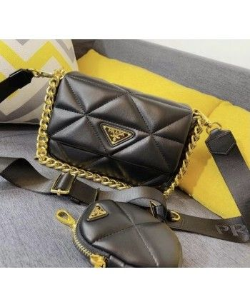 Кожаная сумка с широким ремнем 110255