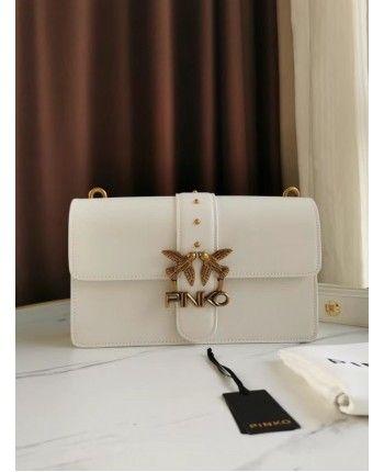 Белая сумка 110410