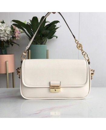 Белая сумка Michael Kors 110373