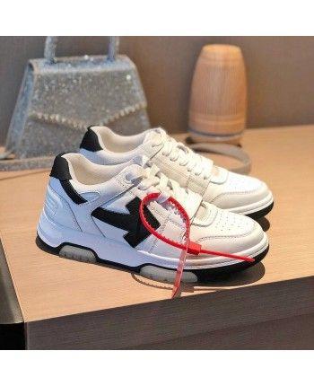 Кожаные женские кроссовки 110216