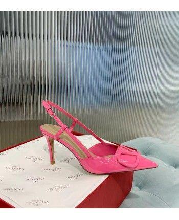 Туфли из лакированной кожи 110409