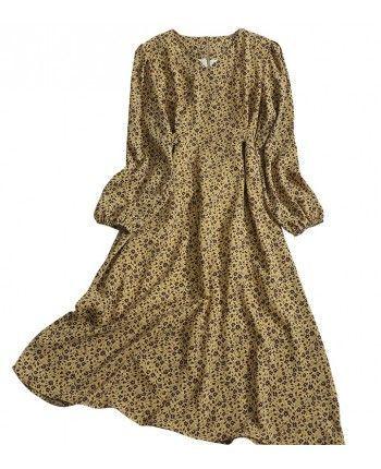 Легка квіткова сукня 110476