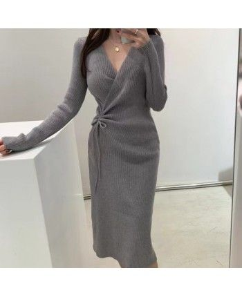 Платье с кулиской 110517