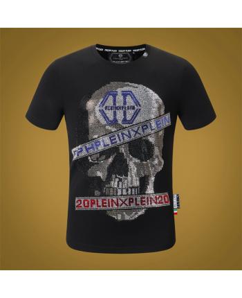 Коттоновая футболка 18508