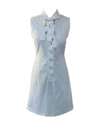 Однотонне хлоковое плаття 18618