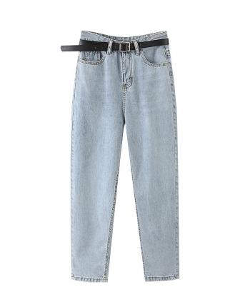 Голубые джинсы мом 19631