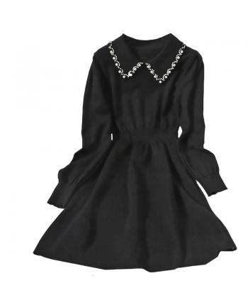 Платье с жемчужинами 19894
