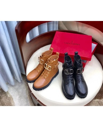Грубые ботинки Valentino 17322