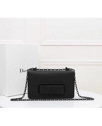 Черная сумка Диор 17836