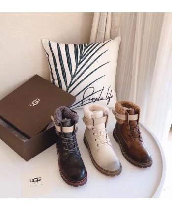 Кожаные ботинки UGG 17787