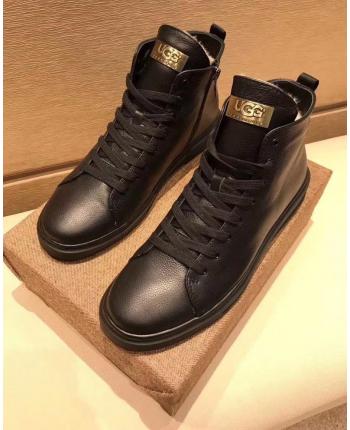 Кожаные ботинки UGG 17640