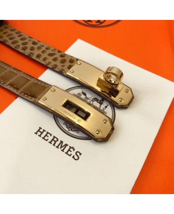 Ремень Hermes Kelly 17363
