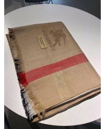 Кашемировый шарф Барберри 17693